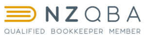 NZQBA gold logo